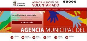 Web Agencia Municipal del Voluntariado